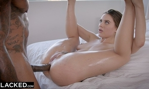 Blacked gargantuan bbc up lana rhoades irritant