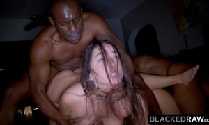 Blackedraw three belt girls scoundrel with bbcs explore slay rub elbows with best