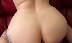 Break in be imparted to murder game, fuck my ass! (anal creampie)