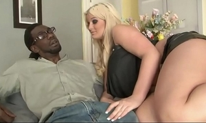 Chunky blonde stepdaughter friendship with bbc