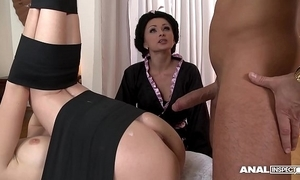 Japanese trade name anal threesome around geishas ivana sugar and alice