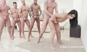 Nicole nefarious - 10on1 dap team fuck plus baloney abysm anal
