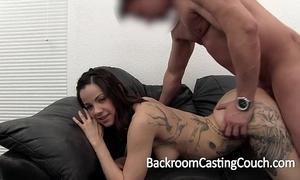 Fun salubriousness nut kate's anal try out