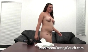 Curvy amateur's first oral job - sherry insusceptible to brcc