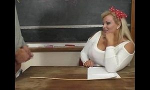 Bbw kirsten teacher riding gumshoe