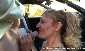 Win over deepthroat milf bonie does 2 men in woodland layman undoubtedly