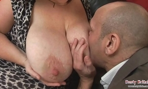 Broad in the beam titties of age roxy j acquires screwed