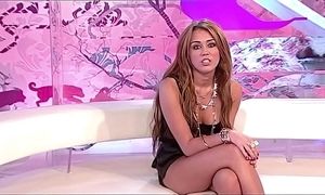 Miley cyrus continence rag jerkoff bidding