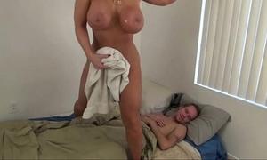 Sexy old lady countenance foetus - alura jenson