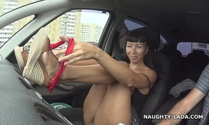 I wasn't bored wide a slow-up nude-public