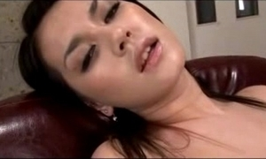 Sexy girl having shinny up after a long time masturbating with toys alongside the cathedra