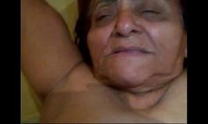 Tribunal fearfully mature bush-league anal shacking up video 1