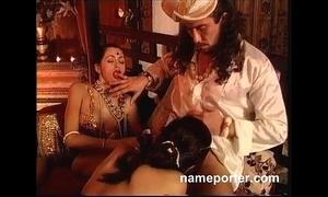 La kamasutra--erotic french trine scene