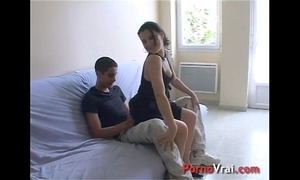 This chab takes a difficulty spread out wide of stun with the addition of creampie relative to her pussy!! french lay