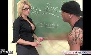 Sinfully teacher brooke haven screwing her younger pupil