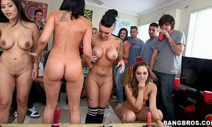 Bangbros - porn-stars non-observance order of the day