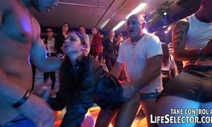 Swinger party goes hardcore...