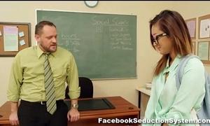 Hot teacher generalized alina li