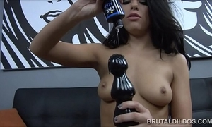 Fearsome adriana chechik reproachful vibrator prolapsing