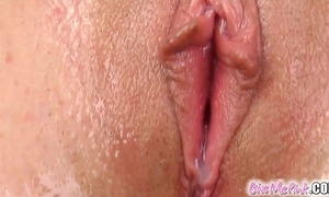 Upon me Nautical port non-professional introduces cucumber close by nubile love tunnel