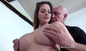 Cathy vault of heaven fucking on every side grandpapa ben dover