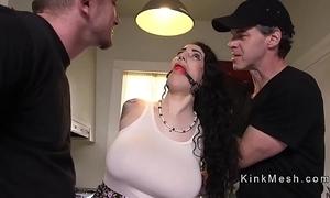 Huge confidential alt slave acquires anal screwed