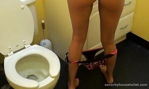 Goddesses on be passed on toilet