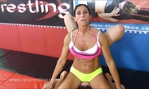 Cpl-akv-mature physicality woman facesitting little adversary