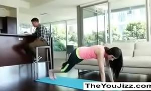 18yo yoga coddle hardfucked unconnected with her stepbro redtubecom xvideoscom xnxxcom