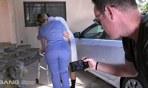 Subterfuges - pawg aj applegate has sex first of all the labour