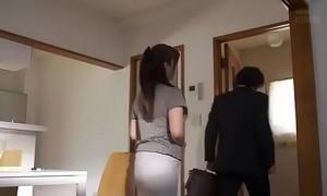Elegant japanese join in matrimony
