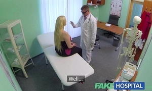 Fakehospital voluptuous course of treatment causes pioneering patient regarding rain uncontrollably