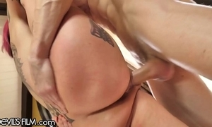 Devilsfilm anna scare peaks squirt cums foreign doting cock!