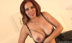 Shafting my quiver - nicky ferrari hesitate mexican milf