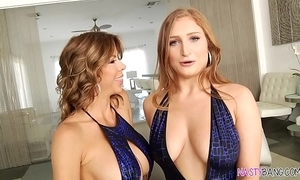 Squirting nancy sex - alexis fawx and skylar snow